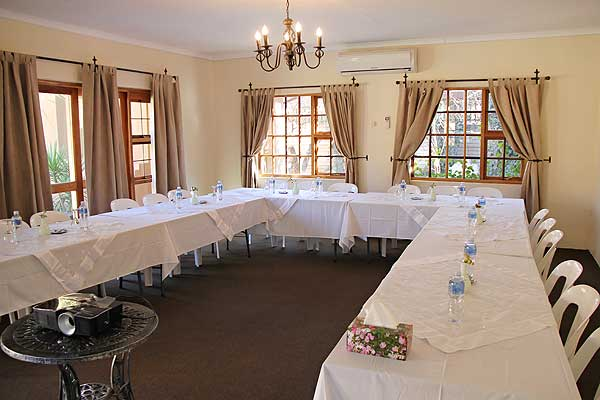 Conference Venue - Greenleaf Lodge